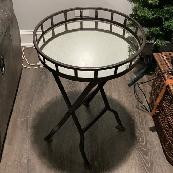 Pottery Barn End Table